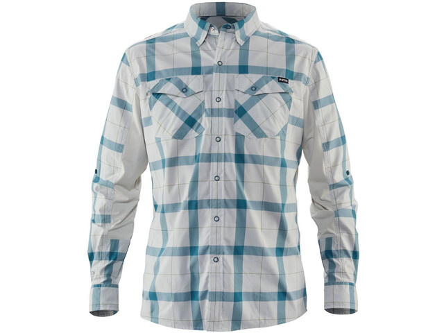 NRS Guide Camiseta Manga Larga Hombre, hydro